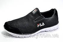 Кроссовки унисекс в стиле Fila, летние в сеточку, Фила, фото 2