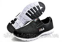 Кроссовки унисекс в стиле Fila, летние в сеточку, Фила, фото 3