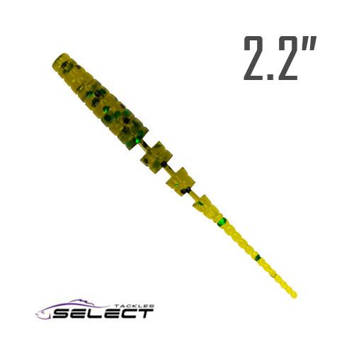 """Javik 2.2"""" (55 мм.) 7 шт. Силикон Select 008"""