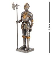 """Фигурка, миниатюра оловянная Veronese """"Рыцарь с алебардой"""" WS-808"""
