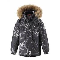 Куртка ReimaTec Skaidi размеры 104;110;116;122;128;134;140 зима мальчик TM Reima 521573-9992