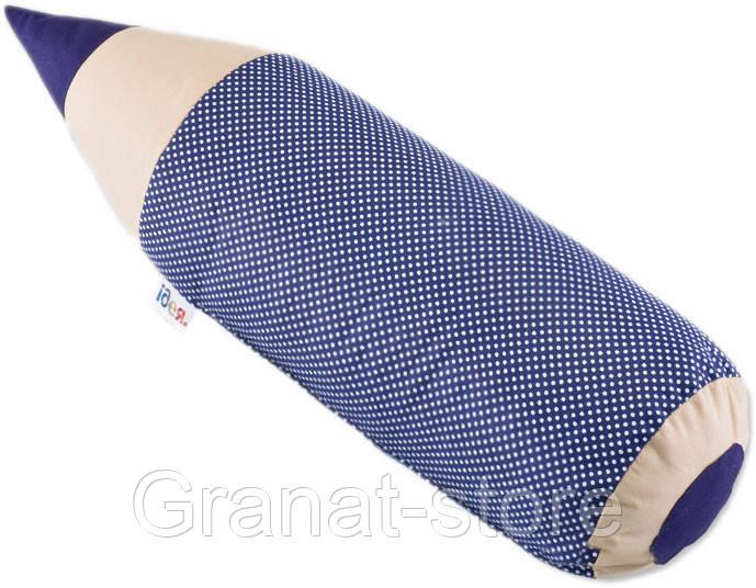 Подушка-валик IDEIA Карандаш 15х58 см (в ассортименте)