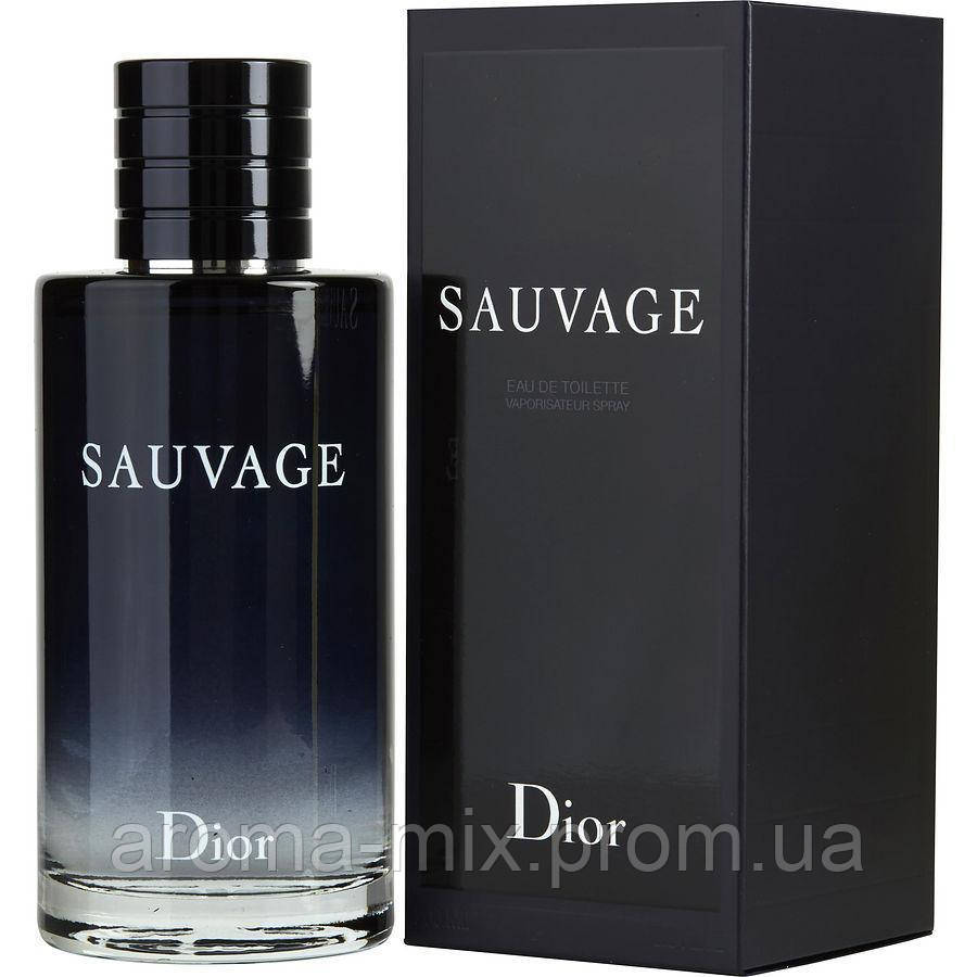 Christian Dior Sauvage - мужская туалетная вода