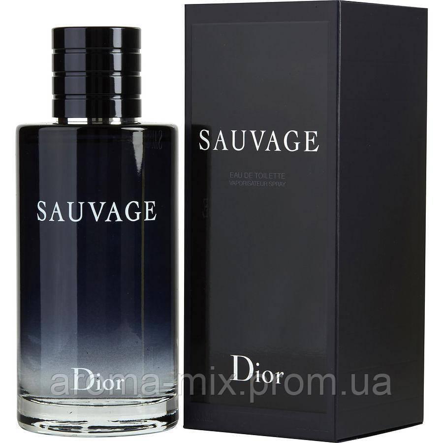 Christian Dior Sauvage - мужская туалетная вода, фото 1