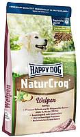 Корм Happy Dog Natur Croq Welpen для щенков всех пород 4кг
