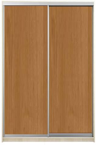 Шкаф-купе двухдверный 110x220x45 Гарант, фото 2