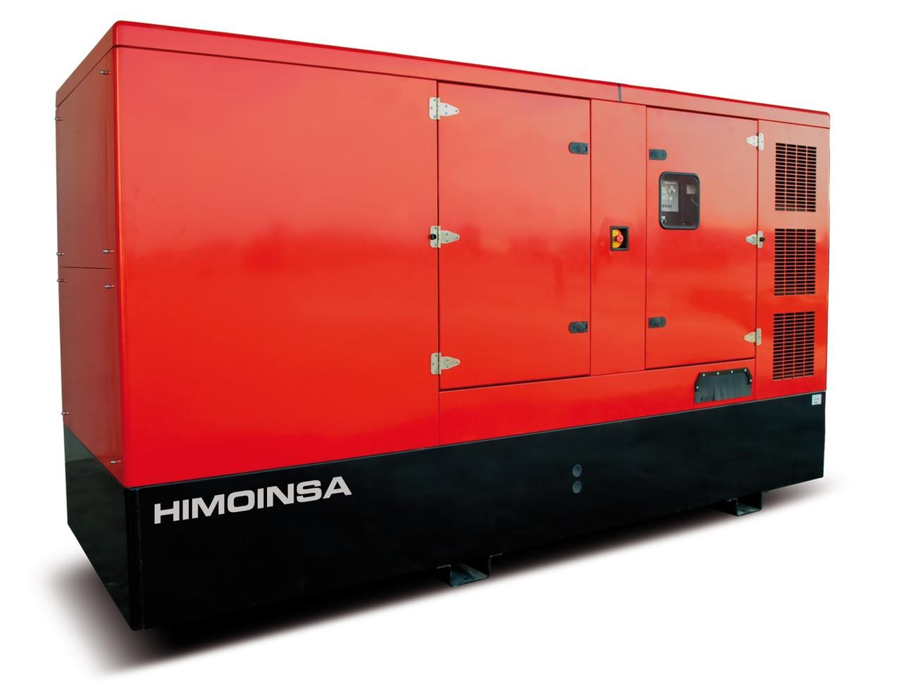 Дизельный генератор HIMOINSA HFW-250 T5 (200 кВт)