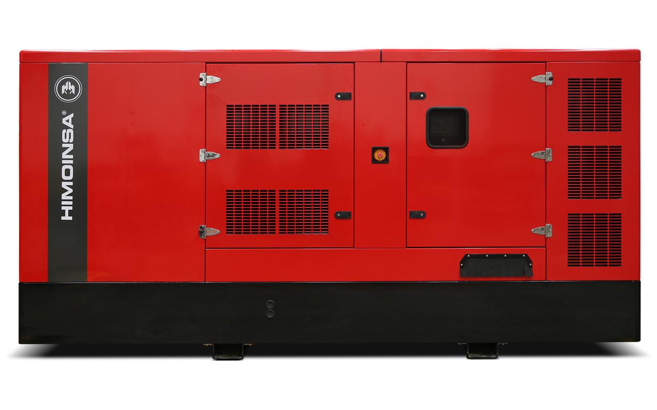 Дизельный генератор HIMOINSA HFW-305 T5 (240 кВт)