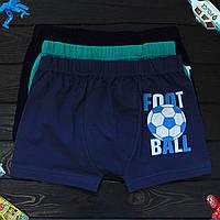 Детские трусы боксеры для мальчика Nicoletta (возраст: 10-11) 30664 | 5 шт.