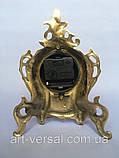 "Часы из бронзы ""Нептун"" малые, фото 2"