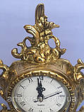 "Часы из бронзы ""Нептун"" малые, фото 5"