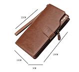 Стильный кошелек мужской классический baellerry, фото 4