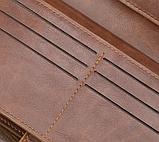 Стильный кошелек мужской классический baellerry, фото 6