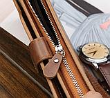 Стильный кошелек мужской классический baellerry, фото 10