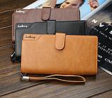 Стильный кошелек мужской классический baellerry, фото 9