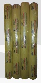 Желтая пленка для теплиц Союз 3000: рукав 3х50м, 150 мкм, прочная, с УФ-стабилизацией