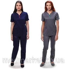 Женские медицинские костюмы в современных условиях развития текстильной промышленности