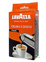 Кофе Lavazza Crema E GustoForte молотый 250 г (20/80)