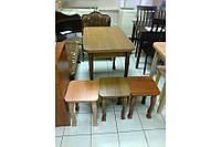 Обеденная группа Браво - 2  (стол, 4 табурета), фото 1