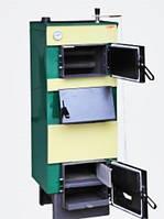 Котлы твердотопливные с механическим регулятором  ТИВЕР КТВ - 20 кВт