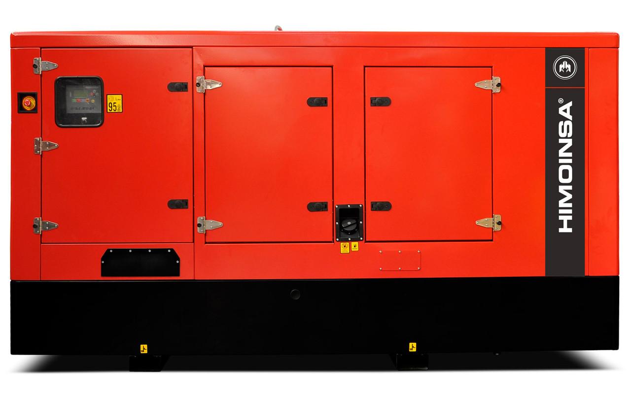 Дизельный генератор HIMOINSA HDW-200 T5 (160 кВт)