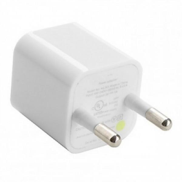Сетевой USB адаптер 2/1 Kубик 2USB Port 2.1A+1A