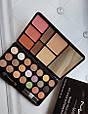 Косметический Набор (Корректор Бровей, Тени, Румяна, Пудра) Travel Pack Cosmetics, фото 2