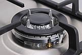 Газовая поверхность Ventolux HSF320 CEST (X) 3 нержавейка, фото 2