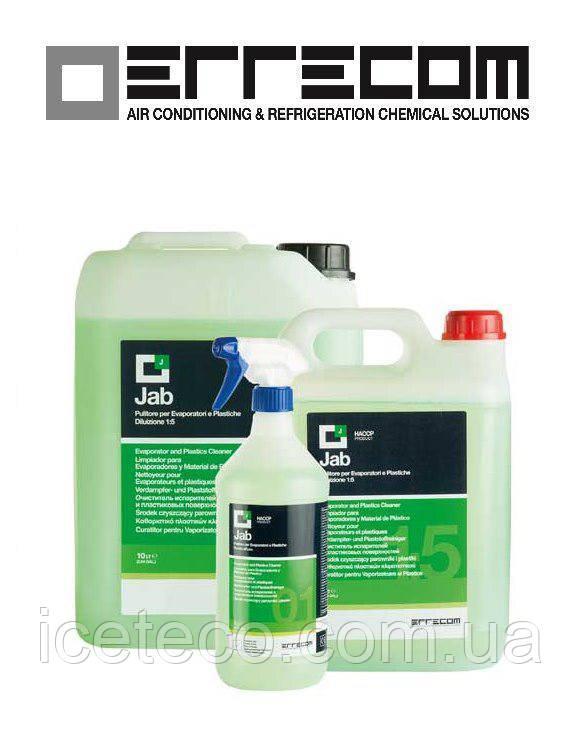 Очиститель испарителей и пластиковых поверхностей (концентрат 5л) Jab AB1068.Р.01 Errecom