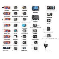 Sensor Kit 37pcs +bonus! Набор сенсоры датчики для Arduino продвинутый, фото 1