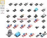 Sensor Kit 37pcs +bonus! Набор сенсоры датчики для Arduino продвинутый, фото 2