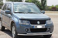 Передний ус защита для Dacia Logan MCV (04-13)