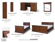 """Прихожая """"Кантри"""" Мир Мебели, фото 2"""