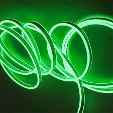 Гибкий светодиодный Неон уличный LTL FLEX 8Х16мм 120 LED 2835SMD IP67 220V зеленый, фото 2