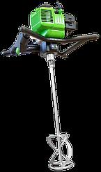 Строительный миксер EIBENSTOCK EHR 750B + насадка MG140 (0.75 кВт)
