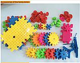 Детский конструктор Веселые шестерни Funny Bricks от 3 лет, фото 2