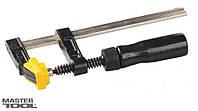 "Струбцина столярная тип ""F""  150* 50 мм, 1700Н, деревянная ручка, DIN5117"