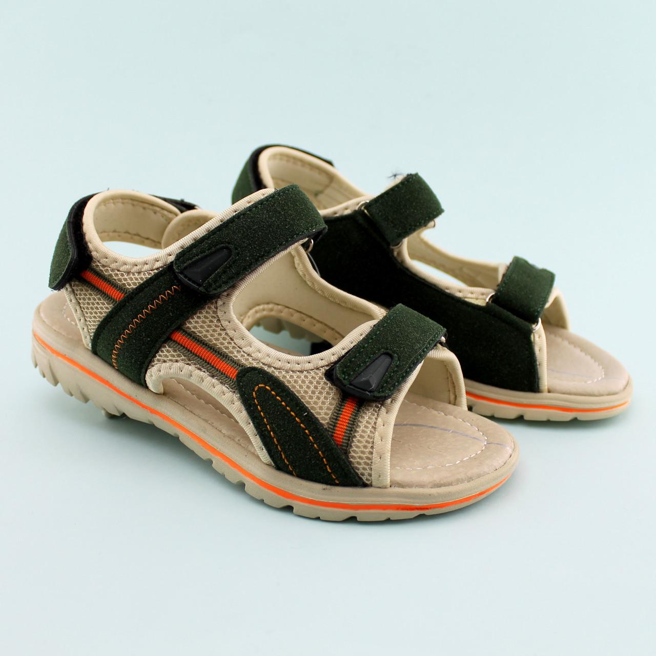 Спортивные сандалии открытые на мальчика Том.м размер 36,37