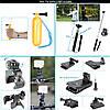 Большой начальный набор для GoPro 44в1(есть все по 1 штуке), фото 7