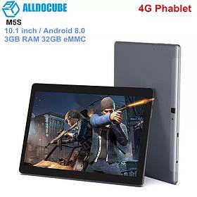 """ПланшетAlldocube М5S 4G3/32Gb10.1"""" новые в наличии"""