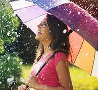 Зонты женские автоматические