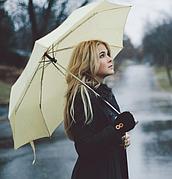 Зонты женские полуавтоматические