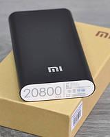 Повербанк Xiaomi M8 20800mAh, портативное зарядное устройство PowerBank Mi 20800mAh, универсальная батарея