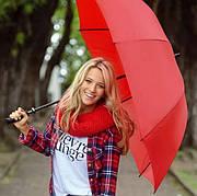 Зонты женские (трости)