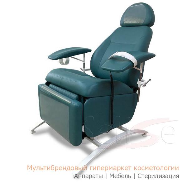 Кресло донорское КД-4Э(электрическая регулировка)