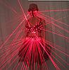 Led костюм Noblest Art с лазерами (LY31114)