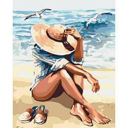 """Картина по номерам """"Под пьянящим солнцем"""""""