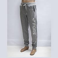 Спортивные штаны под манжет мужские материал Лакоста Турция тм. FORE 9372N, фото 1