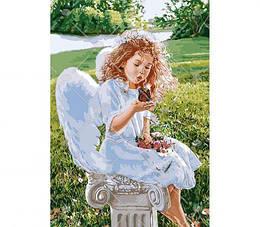 "Картина по номерам ""Дыхание ангела"""