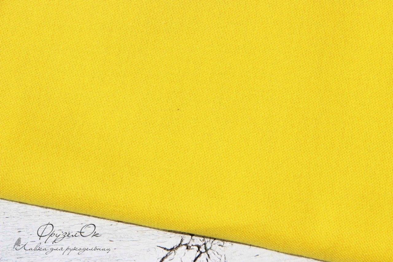 """Домотканне полотно """"Коломия"""", жовтий"""
